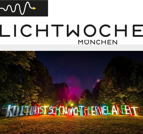 Lichtwoche München