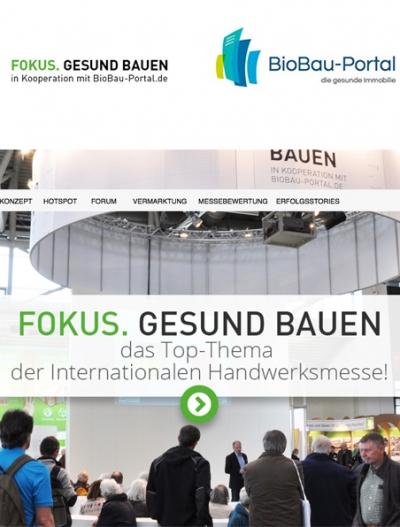 Licht: Gesund und energiesparend – Vortrag auf der IHM 2015