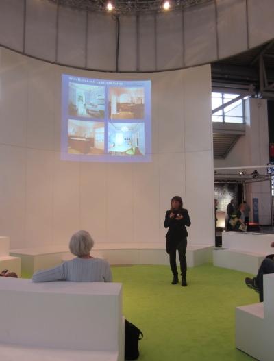 Vortrag auf der Internationalen Handwerksmesse 2016