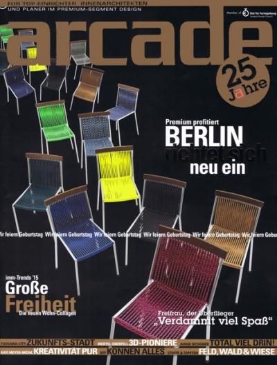 Ein aussergewöhnliches Magazin-Konzept